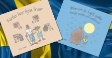 Újabb svéd előrelépés – mesekönyvben: Nagypapinak négy felesége van