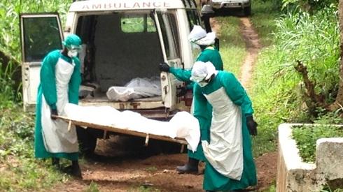 Pusztít az Ebola-járvány Nyugat-Afrikában +18