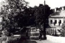 Az Ostenburg-zászlóalj Pesthidegkúton