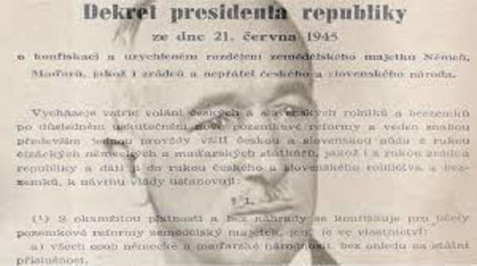 """Kiderült az igazság: a szlovák jog ma is alkalmazza a 75 évvel ezelőtti jogfosztó rendeletet """"az állam szükséges tekintélyének megőrzése érdekében"""""""