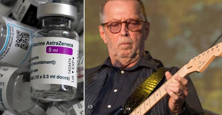 Eric Claptonnak elege van a vakcinákból és a korlátozásokból
