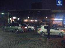 Közúti balesetet okozott egy részeg sofőr Ungváron