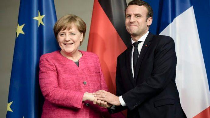 Berlin, Párizs együtt London ellen