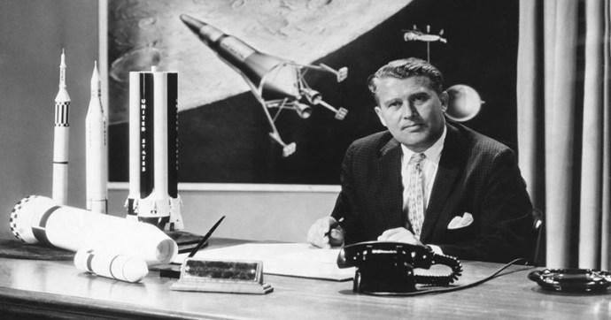"""Nem dicsekednek vele az amerikaiak, de """"náci"""" tudósok nélkül nem mentek volna a Holdra"""
