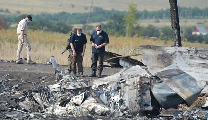 A Boeing 777 Donyeck melletti katasztrófájáról