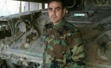 Wael Taleb hadnagy emlékezete