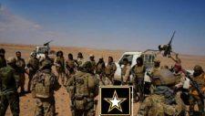 Az Egyesült Államok újabb ,,felkelést,, akar kirobbantani Szíria déli részén