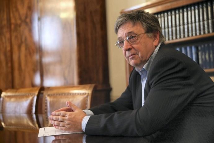 Lovász László: Tízmilliókat már nem lehet megállítani