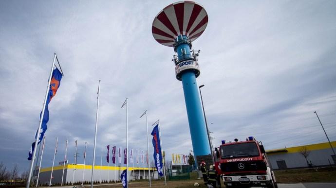 Vészhelyzet Veszprémben
