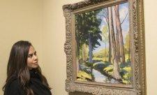 Újabb Churchill-festmény került kalapács alá, csaknem kétmillió dollárért kelt el