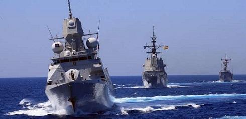 Provokáció- NATO hadihajók a Fekete-tengeren
