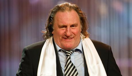 """Depardieu megrendelésére Svájcban """"Büszke vagyok arra, hogy orosz vagyok"""" órasorozatot készitettek"""