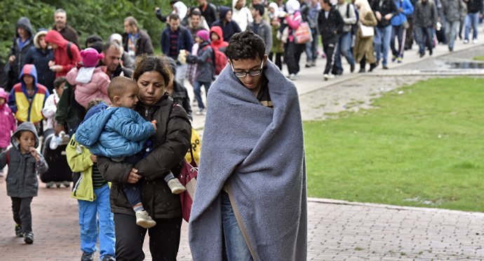 Német migránssegítő aktivista nőnek elege van és Lengyelországban telepedik le
