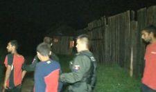 """Rendőrökre támadtak a cigányok Hámosfalván – a média szemérmesen """"telepeseknek"""" nevezi a vadakat"""