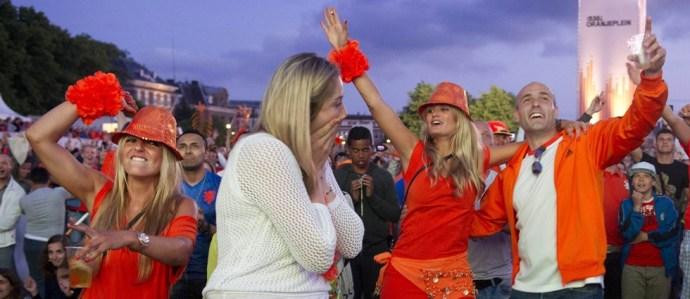 Feje tetején Európa: Hollandia mindenkit előz