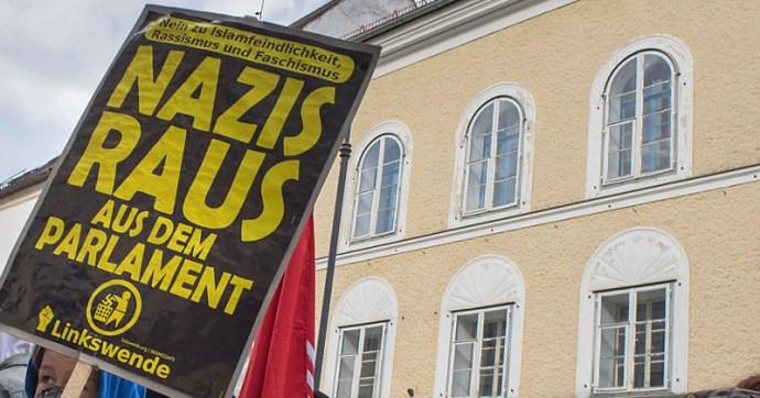 Győzött a bécsi kormány, átalakítják vagy lerombolják Hitler szülőházát
