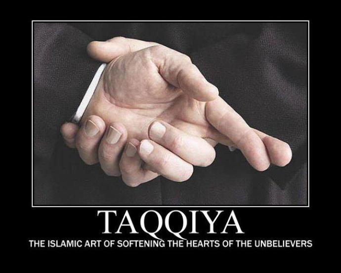 Megtévesztés és rágalmazás az iszlámban, avagy egy eltérő kultúra álarca