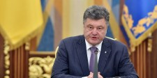 Porosenko: Ukrajna képes megállítani egy tenger felől érkező orosz támadást