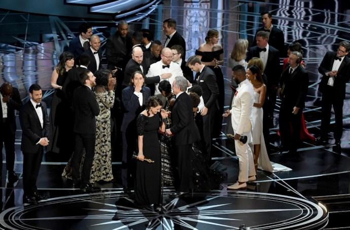 Ilyen volt átélni az Oscar legkínosabb bakiját