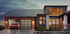Tesla-háztető: első ránézésre semmi különös, na de közelről! – Videó
