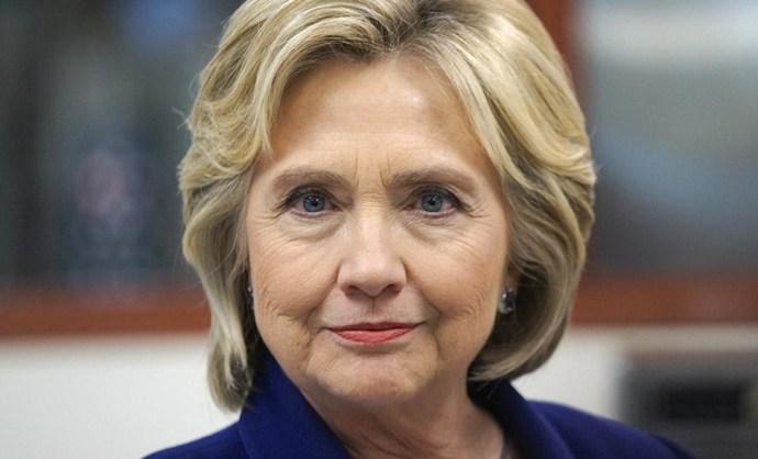 Hillary Clinton nem akarja, hogy Trump elszámoltassa, mert az olyan izé!