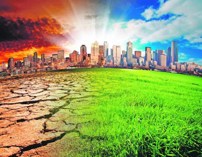 Az évszázad végére 2,4 Celsius-fokkal fog melegedni a Föld a legújabb becslések szerint