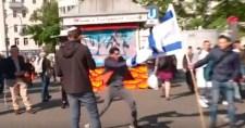Berlinben már az antiszemitizmus ellen sem tudnak tüntetni a migránsok miatt