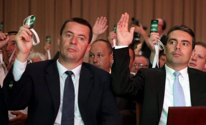 Társelnökséget szeretne a Jobbik-vezetés: Sneider és Gyöngyösi irányítaná a pártot