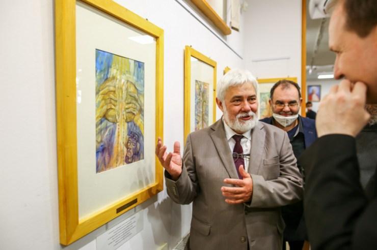 Kettős kiállításmegnyitó a budapesti Lengyel Házban az Esterházy János-emlékév jegyében