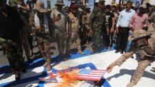 Az iraki elnök elítéli az Irakban történt amerikai légitámadásokat