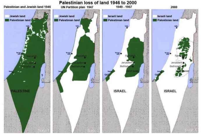 Amerikában élő keresztény palesztin szedi ízekre a cionhazugságokat