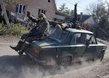 Kijev: orosz konvoj hatolt be az országba