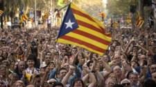 Tovább tüntetnek a katalánok