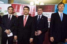 Duplázott a Jobbik, padlón az Összefogás – mi folyik itt?
