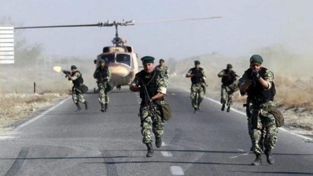 Irán rendelkezik a térség legerősebb helikopter flottájával