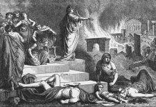 Nero, a keresztények vagy a város zsúfoltsága – miért vált Róma a lángok martalékává?