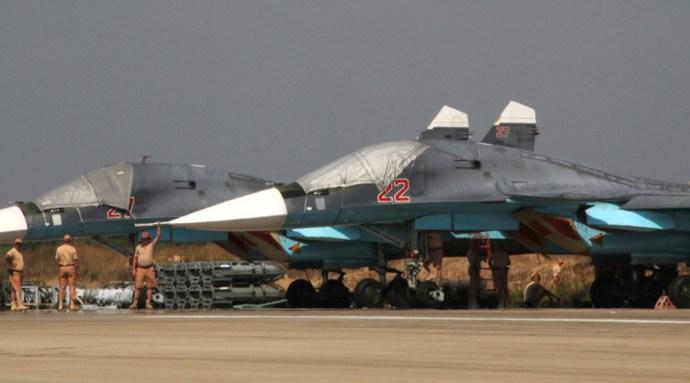Ezentúl célpont lesz az oroszoknak minden koalíciós légi objektum