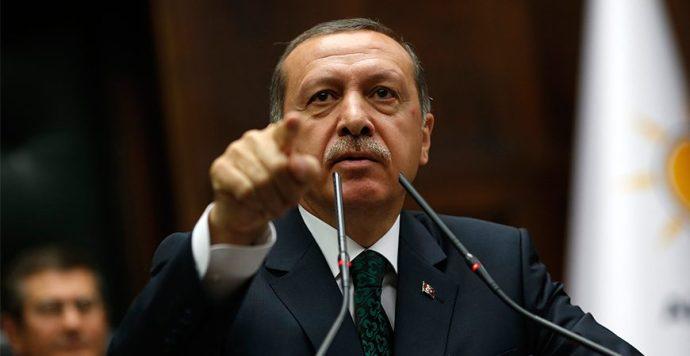 Törökország új ellenséget talált magának a Közel-Keleten