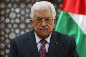 Abbász szerint Izrael tönkreteszi a kétállami megoldást
