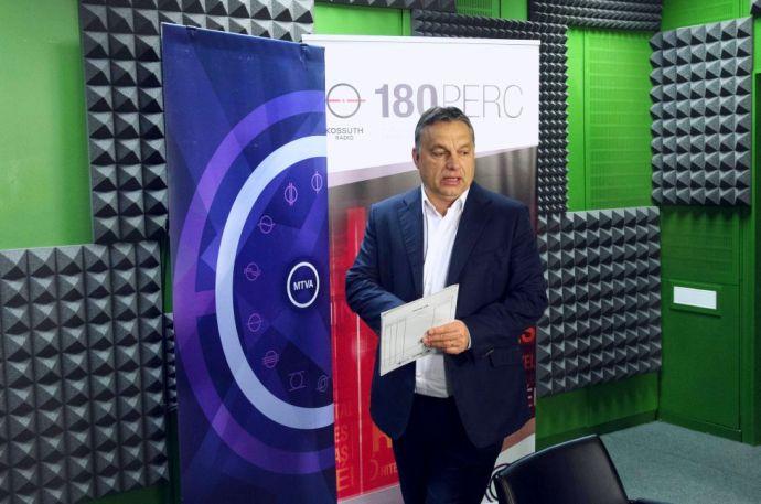 Orbán Viktor elmondta, mi a magyar érdek