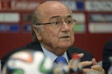 Így rongálták meg a FIFA székházát