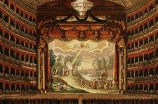 Salieri azóta elfeledett operája nyitotta meg a Mária Terézia rendeletére épült milánói Scalát