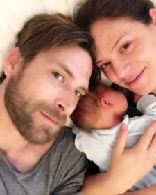 Szinetár Dóra szívbemarkoló nyilatkozata Down-szindrómás babájáról