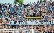 """""""Kubatov takarodj!"""" – fradisták is csatlakoztak a tüntetéshez"""