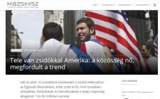 Amerika: a zsidók fehérebbek az átlagnál