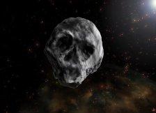 A koponyára emlékeztető aszteroida nem először közelíti meg a Földet