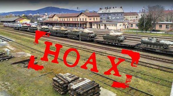 Védelmi Miniszterium: Álhír az Ukrajnába tartó szlovák haderőről szóló hír információ