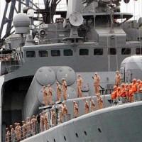 Hadgyakorlatra készül Oroszország a Földközi-tengeren