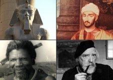 A történelem hét legnagyobb alfahímje