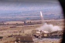 Stratégiai győzelmet arattak a terroristák felett a Golán-fennsík közelében (videó)